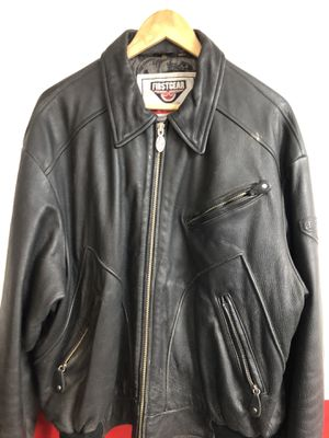 First Gear Motorcycle Leather Jacket for Sale in Lake Oswego, OR