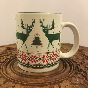 Ugly Christmas sweater mug for Sale for sale  Chula Vista, CA