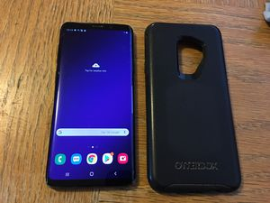 Samsung Galaxy S9+ Unlocked for Sale in Westminster, CO