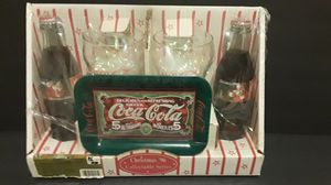 Coca Cola Christmas gift set for Sale in Homestead, FL