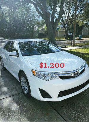 🍁🍁The best price $1.200 🌟I'm selling 2013 toyota camry family car 🍁🍁 for Sale in Oakland, CA