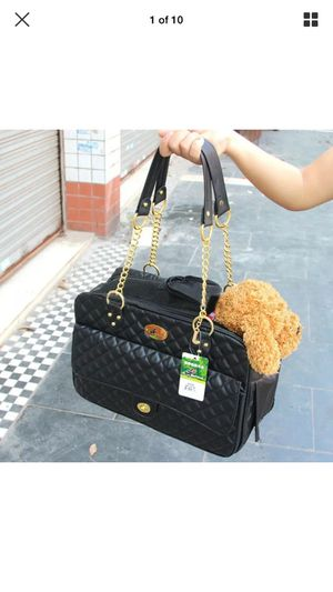 Dog purse for small dog for Sale in Fountain Valley, CA