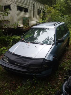 1989 Honda Civic Rt4wd for parts for Sale in Fall River, MA