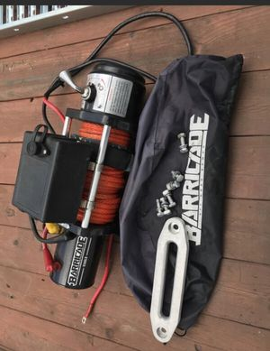 Barricade Winch 9,500lbs for Sale in Lawndale, CA