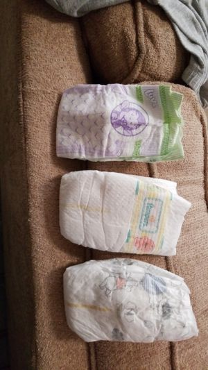 Baby huggies. Pampers & luv for Sale in Chula Vista, CA
