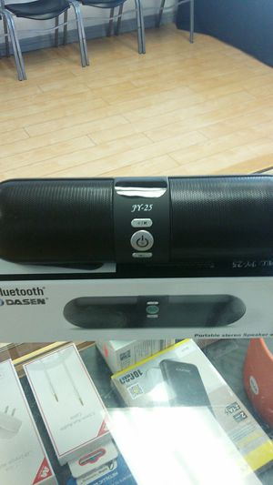 Bluetooth AODASEN Portable Speaker for Sale in Montclair, CA