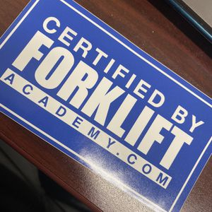 Fork Lift Training for Sale in Los Angeles, CA