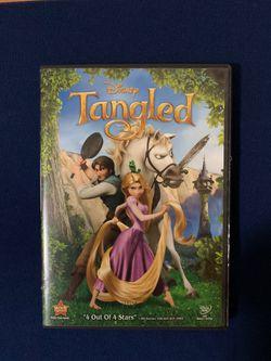 Disney Tangled - DVD for Sale in Pembroke Pines,  FL