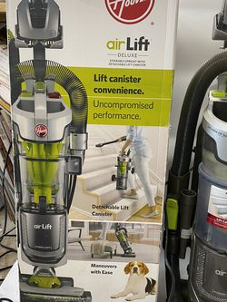 "Hoover Air Lift Deluxe Bagless Upright Vacuum UH72511 Used TOOLS ""PLEASE READ"" for Sale in Coopersburg, PA"