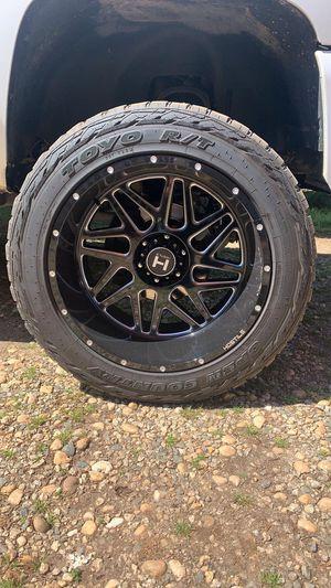22x12 hostile sprockets 35s for Sale in Oak Ridge, NC