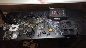 Campark X20 4K Action Camera w/ accessories for Sale in Charlotte, NC