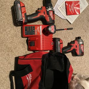Milwaukee M18 Compact Brushless Drill/Driver for Sale in Dunwoody, GA