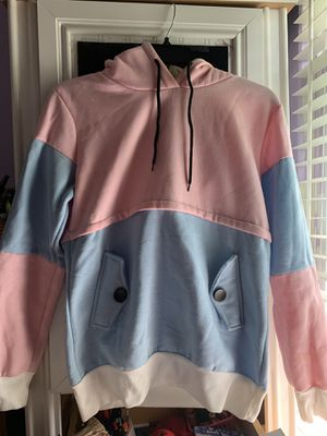 Pink & Blue Hoodie for Sale in Columbus, OH