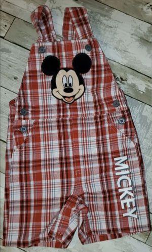 Disney Mickey 24 months bibs for Sale in Ripley, WV