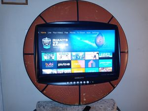 32 inch basketball tv for Sale in Dallas, TX