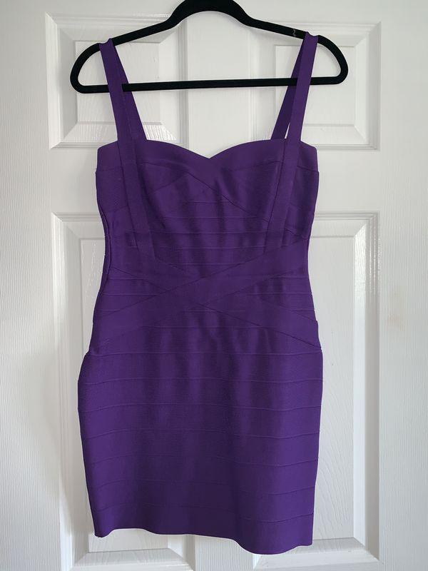 Mini Sleeveless Bodycon bandage dress - Large