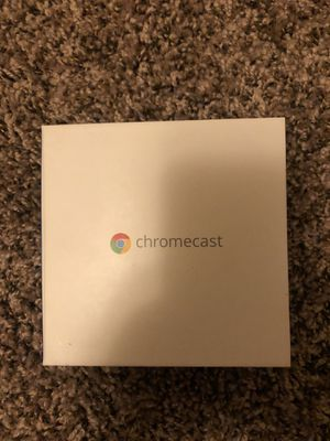 Chromecast for Sale in Bethany, OK