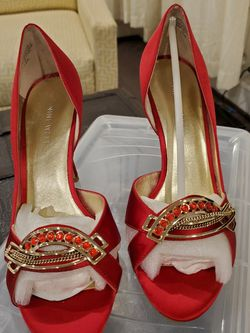 Brand New Red Shoes for Sale in Centreville,  VA