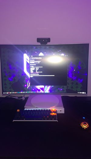 Samsung C27H71X curved | 2560x1440 | 75hz monitor for Sale in Saint Charles, MO