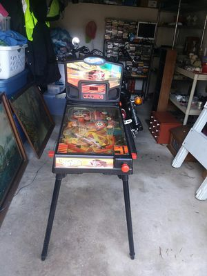 HOT WHEELS PINBALL MACHINE for Sale in Mount Holly Springs, PA