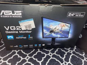 2 ASUS VG245H Monitors for Sale in Beaumont, TX