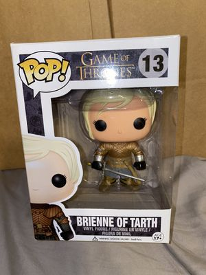 Funko Pop BRIENNE OF TARTH #13 Vaulted Game of Thrones for Sale in Inglewood, CA