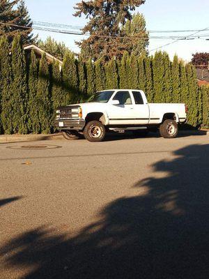 Chevy Silverado for Sale in Renton, WA