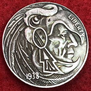 Aztec eagle night. art Tibetan silver coin. First $20 offer automatically accepted. Shipped same day for Sale in Portland, OR