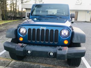 2010 JEEP WRANGLER SPORT UNLIMITED for Sale in Marietta, GA