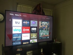 TCL Roku tv for Sale in South Bend, IN