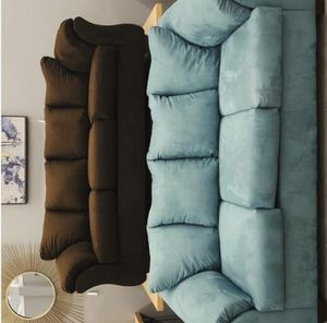 Darcy Coffee / Blue / Black / Stone / Sky / Cobblestone / Cafe / Mocha / Steel / Salsa colors option Sofa for Sale in Houston, TX