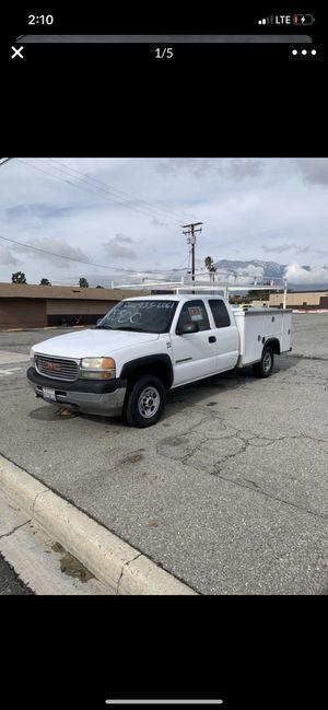 2001 Chevy Silverado 2500HD for Sale in Chino Hills, CA