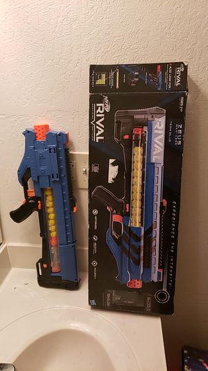 Nerf rival gun for parts or prop for Sale in Antioch, CA
