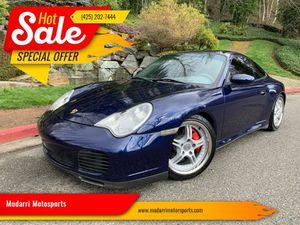 2003 Porsche 911 Carrera for Sale in Kirkland, WA