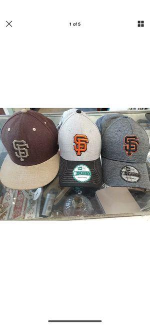 SF Giants Hats! for Sale in Hayward, CA