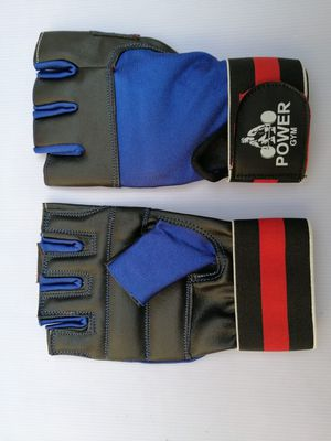 Weight Lifting Gloves Cowhide Leather Fitness Glove Gym Training for Sale in Tulsa, OK