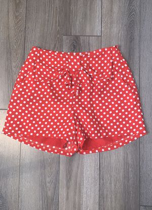 Disney Minnie Mouse Polka Dot Shorts for Sale in Fort Lauderdale, FL