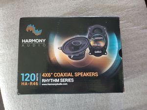 Harmony Audio Ha-r46 Car Stereo Rhythm 120w Speakers for Sale in Glendale, AZ