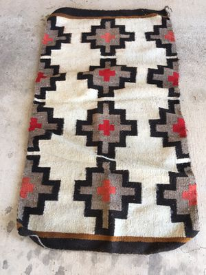 Weaving /Rug/ Saddle blanket for Sale in Albuquerque, NM