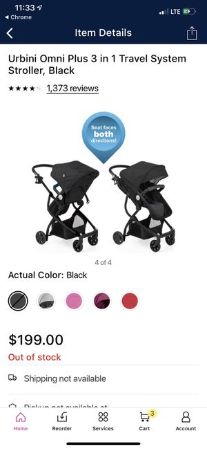 Urbini Travel System for Sale in Anchorage, AK