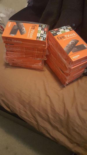 Amazon Firestick (Unlocked) for Sale in Nashville, TN