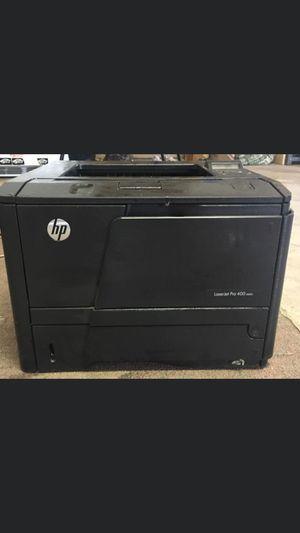 HP laserjet pro 400 for Sale in Oklahoma City, OK