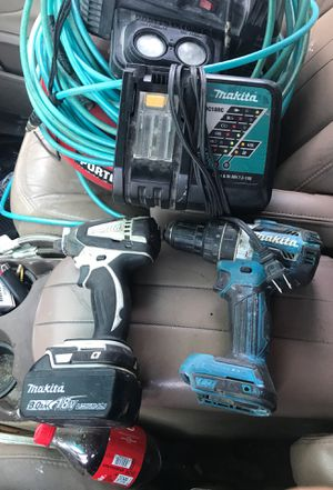Makita drill and impact for Sale in Paramount, CA