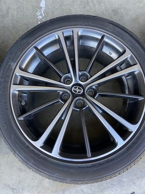 Tires and rims set up 4 for Sale in Burbank, CA
