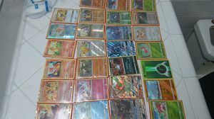 Pokemon cards holographic for Sale in Fresno, CA