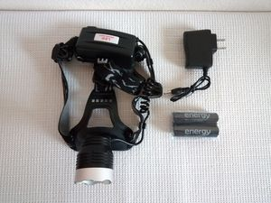 80000 Lumen Headlamp LED 3-Mode Zoomable Headlight for Sale in San Diego, CA