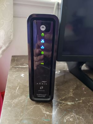 Motorola router for Sale in Gaithersburg, MD