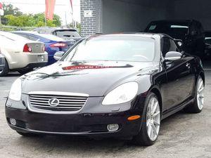2005 Lexus SC 430 for Sale in Miami, FL