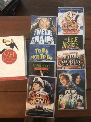 Mel Brooks Collection for Sale in Clearwater, FL