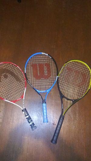 Tennis Rackets for Sale in Bellflower, CA